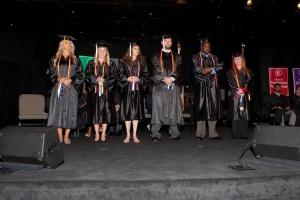 ITT graduation, June 2013.